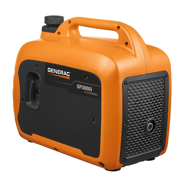Generac 7129 GP Series 3000I Portable Generator, 3000 Watts