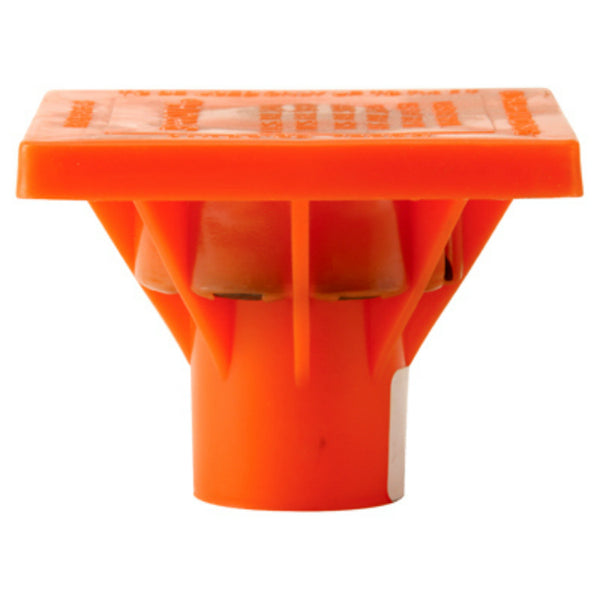 Grip-Rite CAPOSHAEAR Bright Orange OSHA Rebar Cap, 2-1/2""