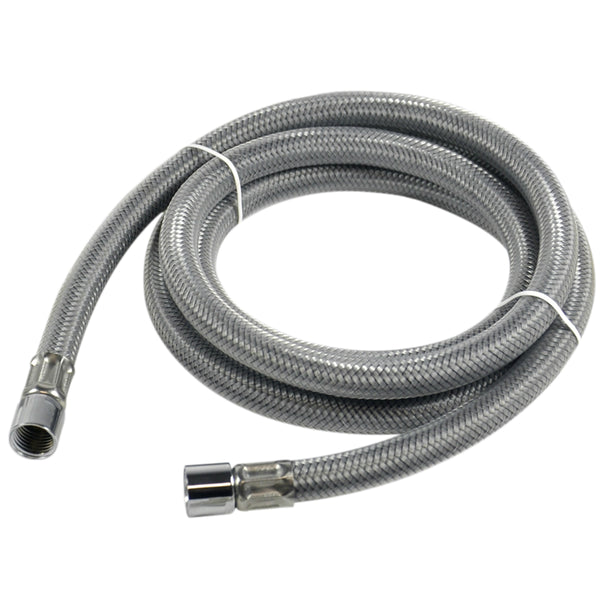 Danco 10912 Faucet Pull-Out Spray Hose for Kitchen Pullout Heads, Gray, 57""