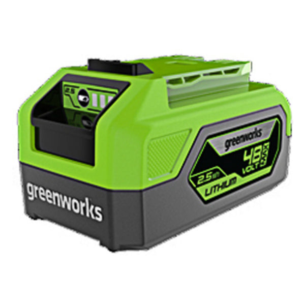 Greenworks 2932902 Lithium-Ion Battery, 2.5 Ah, 48 Volts