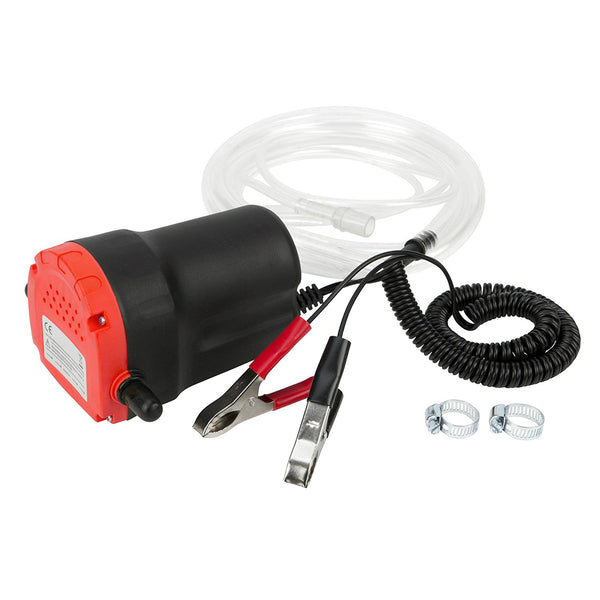 Performance Tool W54170 Portable Oil Extraction Pump, 12V, 5 Amp