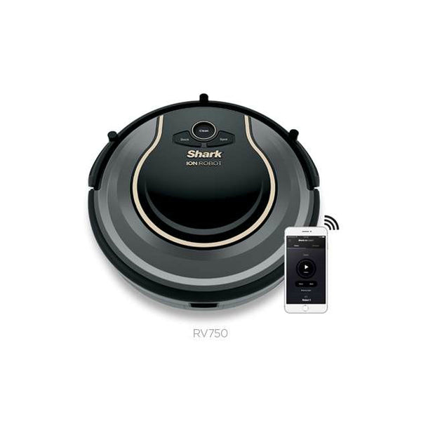 Shark RV750 ION Robot Vacuum with Wi-Fi Connectivity & Voice Control