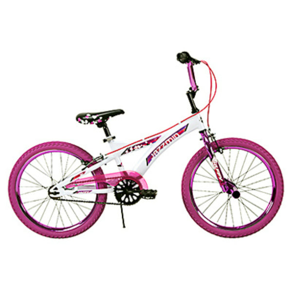 Huffy 23099 Jazzmin Metaloid Girls' Bike, Hot Pink, 20""