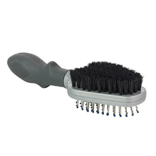 FURminator P-92929 Dual Grooming Brush for Dogs & Cats