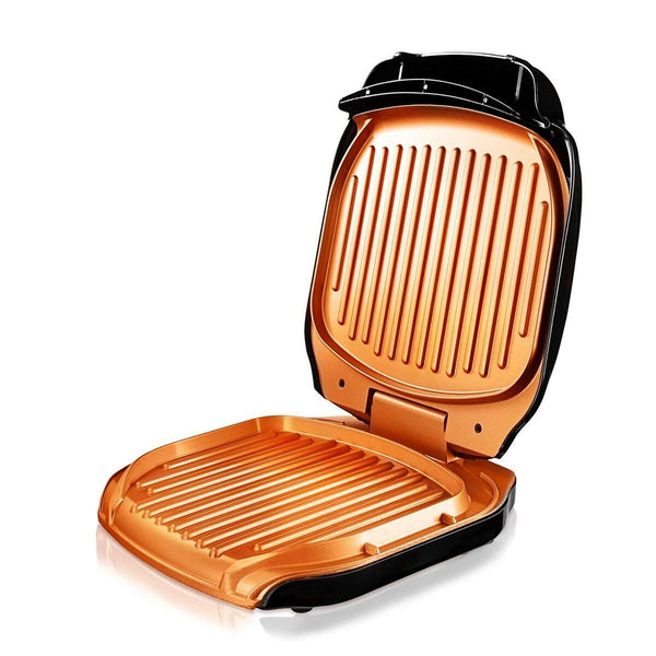 Gotham Steel 2053 Electric Grill with Non-Stick Plates, As Seen On TV
