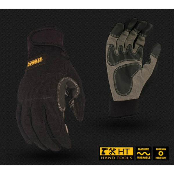 DeWalt DPG217L SecureFit General Utility Work Glove, Large