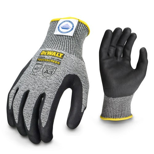 DeWalt DPGD809L Cut Protection Level A3 Touchscreen Glove, Large