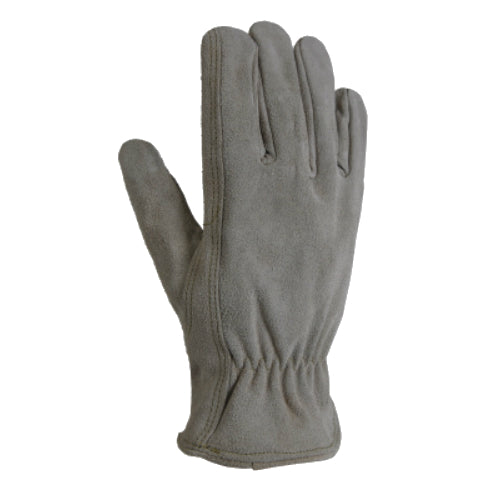 Master Rancher 40027-26 Men's Full Cowhide Suede Leather Work Glove, Large