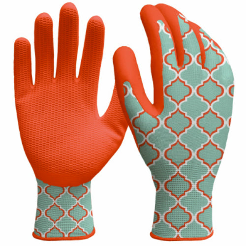 Digz 78237-26 Women's Honeycomb Dip Garden Gloves, Large