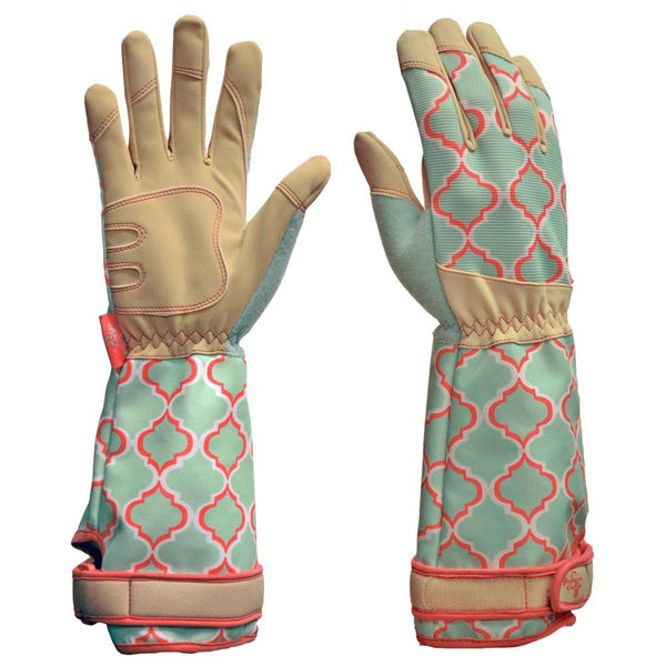 Digz 7625-26 Women's Rose Picker High Performance Garden Glove, Medium