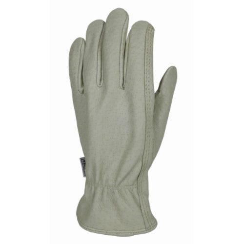 Master Rancher 40023-26 Men's Full Pigskin Leather Work Glove, X-Large