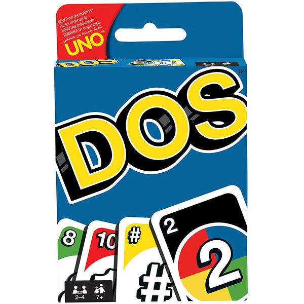 UNO FRM36 DOS Card Game
