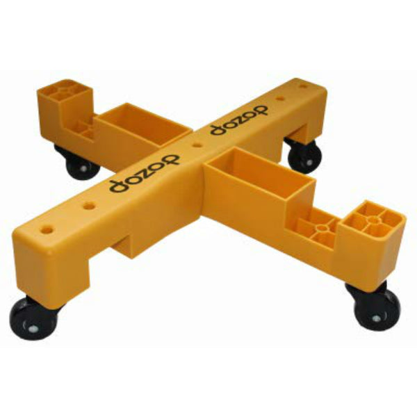 Dozop MOD-2 Multi-Purpose Compact Dolly, 2 x 2, Up to 250 Lbs