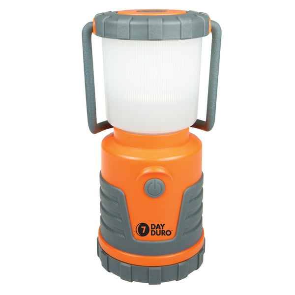UST 20-12063 7-Day DURO LED Lantern, Orange