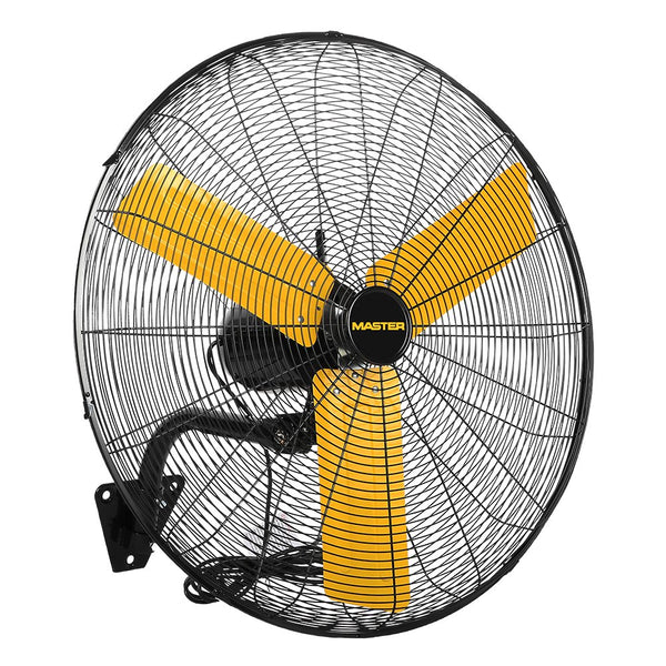 Master MAC-30WOSC High Velocity Oscillating Wall Fan with 3-Speeds, 30""