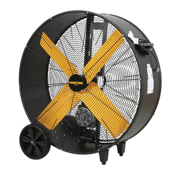 Master MAC-36-BDF High Capacity Belt-Drive Barrel Fan with 2-Speed, 36""