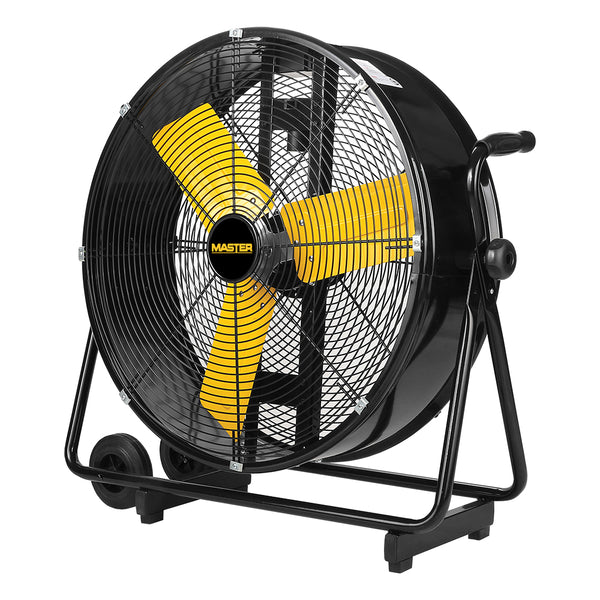 Master MAC-24DCT High Velocity Barrel Fan w/ 2-Speed, 4000/3200 CFM, 24""