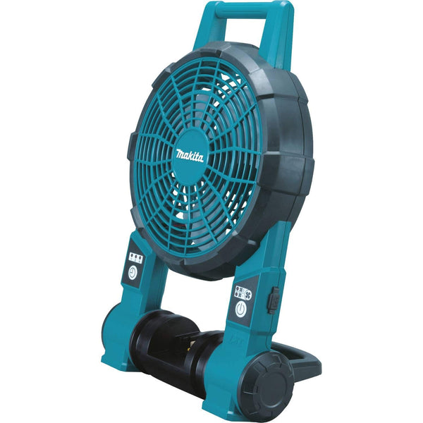 Makita BCF201Z LXT Lithium-Ion Cordless Job Site Fan, 18V