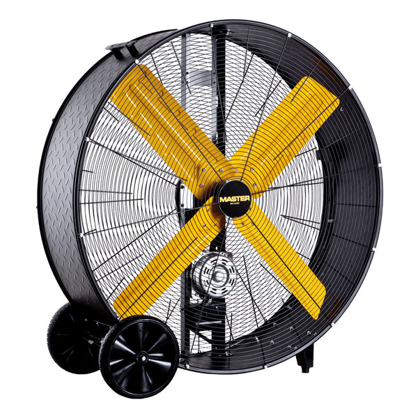 Master MAC-42-BDF High Capacity Belt-Drive Barrel Fan with 2-Speed, 42""