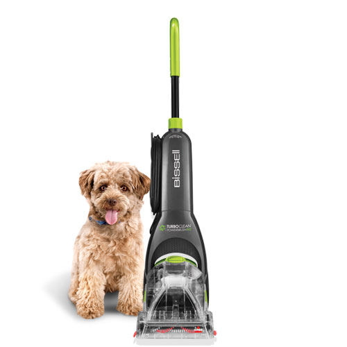 Bissell 2085 TurboClean PowerBrush Pet Upright Carpet Cleaner