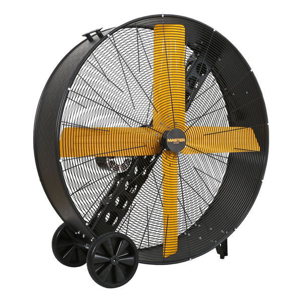 Master MAC-48-BDF High Capacity Belt-Drive Barrel Fan with 2-Speed, 48""