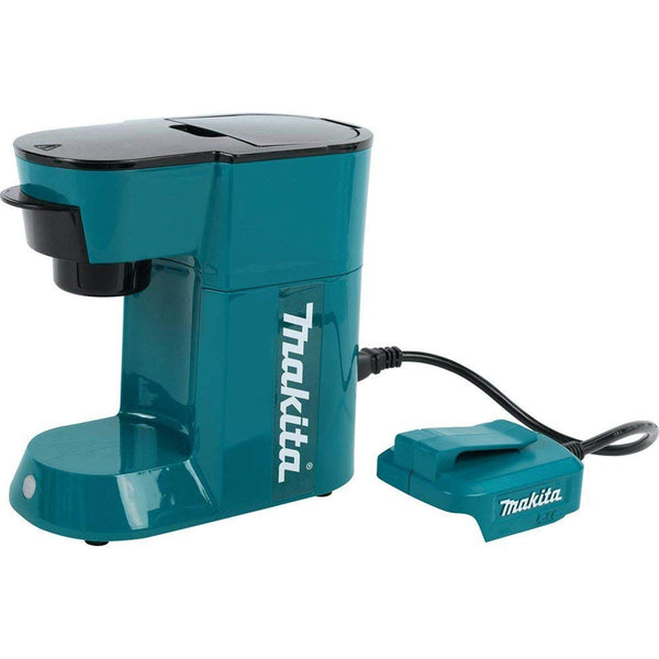 Makita DCM500Z LXT Lithium‑Ion Cordless / Corded Coffee Maker, 18V