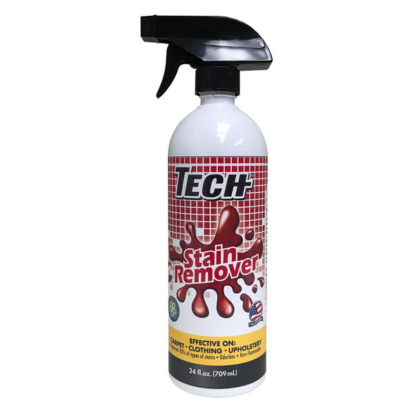 TECH 30024-06S Stain Remover Trigger Spray, 24 Oz