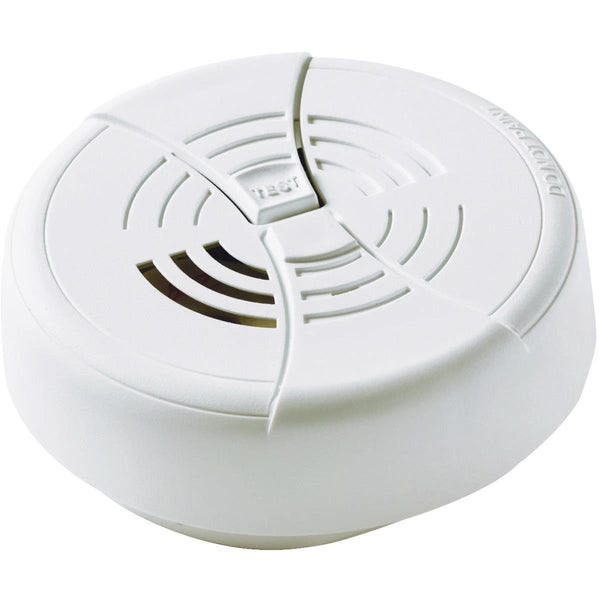 First Alert FG200B FamilyGard Battery-Operated Ionization Smoke Alarm, 9V