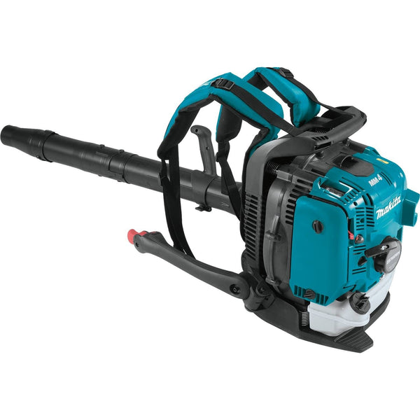 Makita EB7660WH MM4 4‑Stroke Engine Hip Throttle Backpack Blower, 75.6 cc