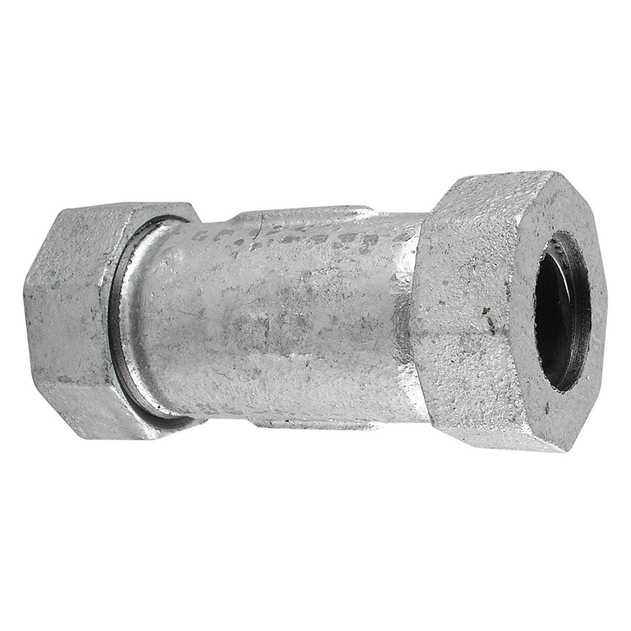 B&K 160-003HP Galvanized Pipe Repair Compression Coupling, 1/2""