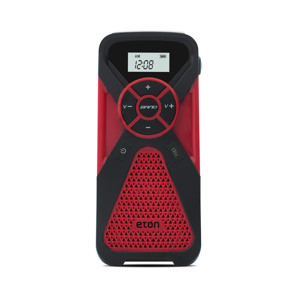 Eaton ARCFR1WXR American Red Cross FR1 Multi-Powered Radio/Charger/Flashlight