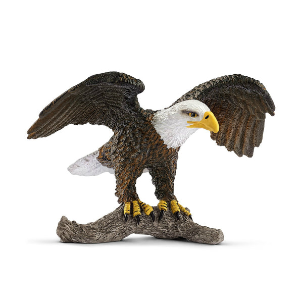 Schleich 14780 Figurine Bald Eagle Toy