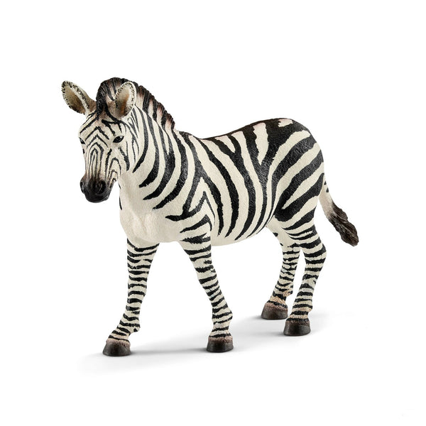 Schleich 14810 Figurine Female Zebra Toy