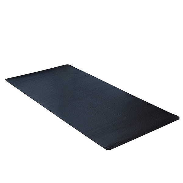 "Dimex 0045-750 ClimaTex Indoor / Outdoor Rubber Scraper Mat, Black, 36"" x 72"""