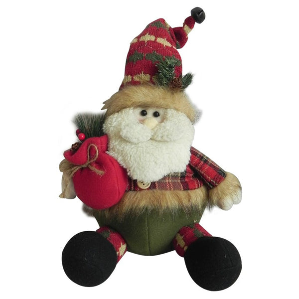 Santas Forest 49327 Christmas Country Santa, 15""