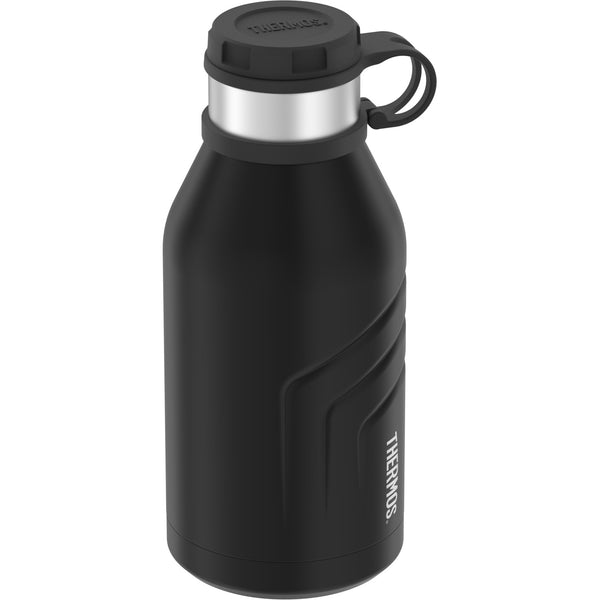 Thermos TS4800BK4 Element5 Vacuum Insulated Bottle w/Screw Top Lid, Black, 32 Oz