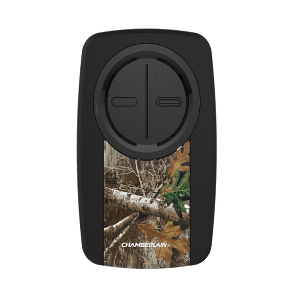 Chamberlain KLIK3U-RT1 Original Clicker Universal Garage Door Remote, RealTree Camo