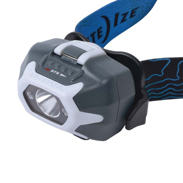 Nite Ize HRSA-02-R7 INOVA STS PowerSwitch Dual Power Rechargeable Headlamp, 280 lm