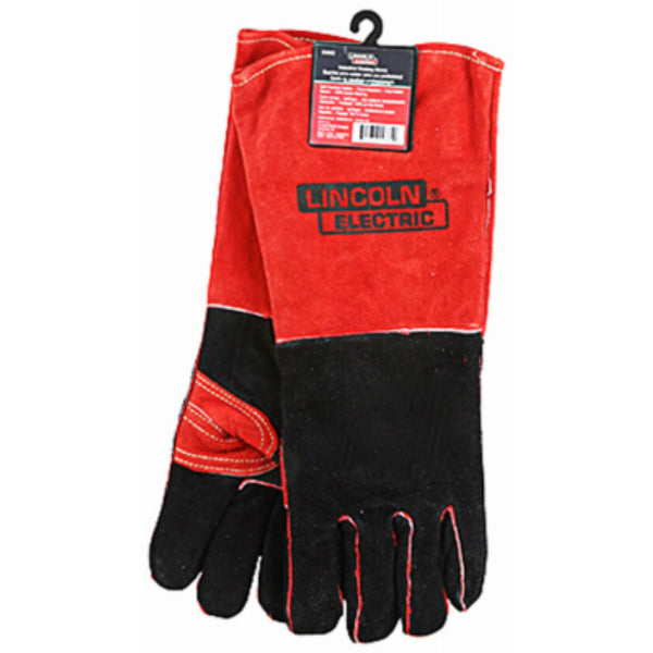 Lincoln Electric KH643 Premium Leather Welding Gloves, One Size