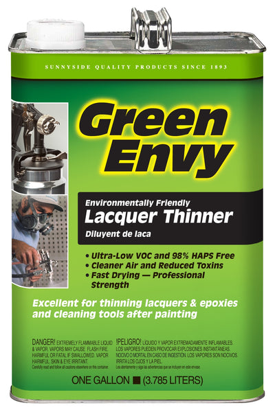 Green Envy 469G1 Lacquer Thinner, 1-Gallon