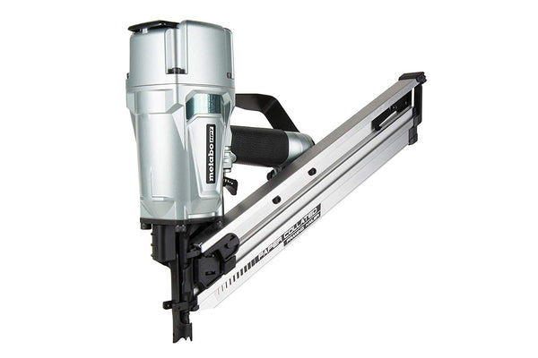 Metabo HPT NR83AA5M Paper Collated Pneumatic Framing Nailer, 3-1/4""