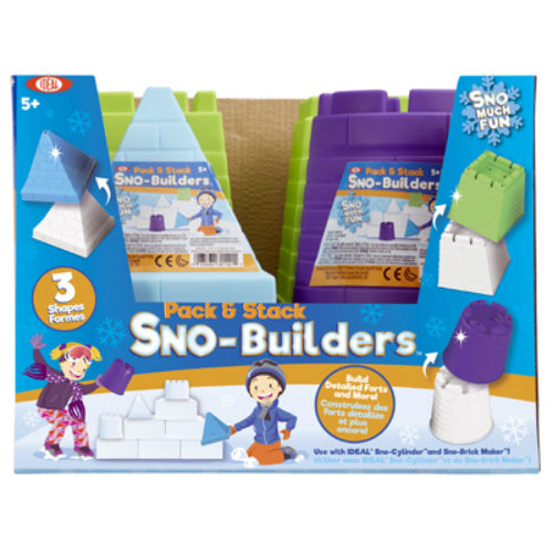 Ideal 400210-2 Pack & Stack Sno-Builders