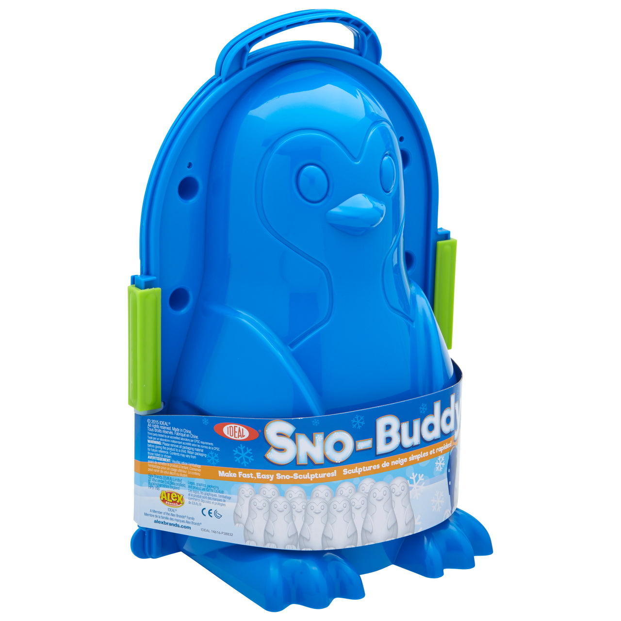 Ideal 400130-2 Sno Toys Sno-Buddy Penguin