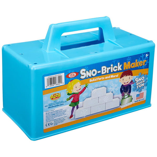 Ideal 0C8329 Assorted Colors Sno-Brick Maker, Age 5+