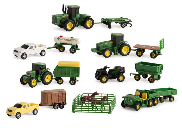 John Deere 35265 Vehicle Value Set, 20-Piece