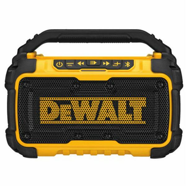 DeWalt DCR010 Jobsite Bluetooth Speaker, 12V/20V Max