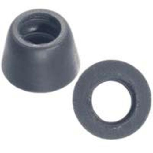 "Danco 36668B Washer 21/32 "" OD. Rubber 1/2 "" Threaded Polybag"