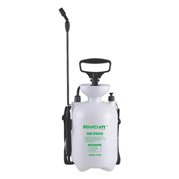 Mintcraft SX-4B Poly Compression Tank Sprayer, 1 Gallon