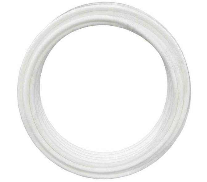 "Apollo APPW10034 White PEX Pipe, 3/4"" X 100'"