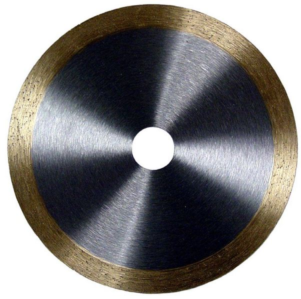 "Diamond Products 20681 Dry Tile Saw Blade, 5"" x .060"" x 7/8"""